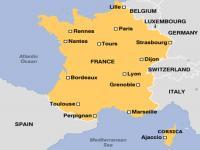 Fransa'nın Önemli Şehirleri