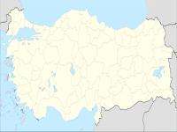 Boş Türkiye Haritası - 1