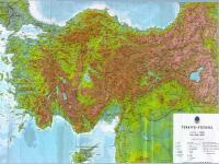 Fiziki Haritalar