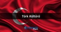 Kültürler ve Türk Kültürü (Sunum)