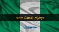 Bir Tarım Ülkesi: Nijerya (Sunum)