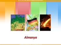 Almanya (Sunum)