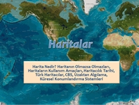 Haritalar 1 (Sunum)
