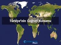 Türkiye'nin Konumu (Sunum)