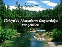 Türkiye'nin Akarsuları (Sunum)