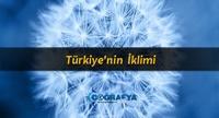 Türkiye'nin İklimi (Sunum)