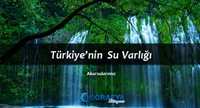 Türkiye'nin Su Varlığı 2 (Sunum)