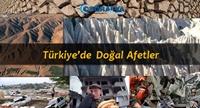 Türkiye'de Doğal Afetler (Sunum) Sunusu