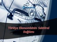 Türkiye Ekonomisinin Sektörel Dağılımı (Sunum) Sunusu