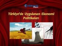 Türkiye'de Uygulanan Nüfus Politikaları (Sunum)