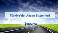 Türkiye'de Ulaşım Sistemlerinin Gelişimi (Yeni) (Sunum)