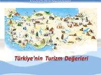 Türkiye'nin Turizm Değerleri (Sunum)