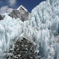Buzul Biriktirme Şekilleri