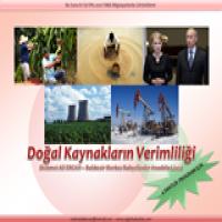 Doğal Kaynakların Verimliliği (Rusya - G.Afrika) Sunusu