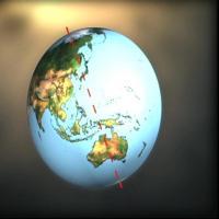 Dünya'nın Ekseni Neden Eğiktir?