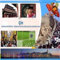 Günümüzün Uyanan Devi: Çin Sunusu