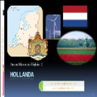 Tarım - Ekonomi İlişkisi (Hollanda) Sunusu