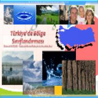 Türkiye'de Bölge Sınıflandırması Sunusu